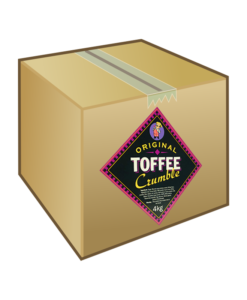 Toffee Crumble Original